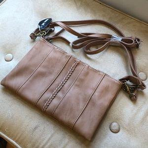 🆕 Joy Susan 3 in 1 Vegan Crossbody